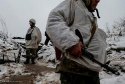 مشرقی یوکرائن میں جنگ کا سلسلہ جاری