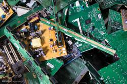 تجارت زباله های الکترونیک در نایروبی