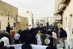 Bahreyn halkının Al Halife karşıtı gösterisi devam ediyor