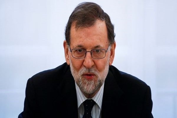 Rajoy vowes to prevent Catalonia independence referendum