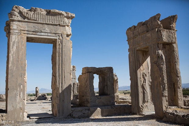 Persepolis to be shorn of its lichens