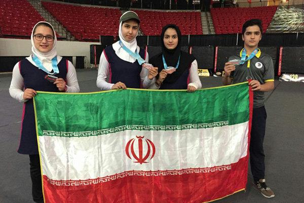 İranlı okçular ABD'de başarıya imza attılar