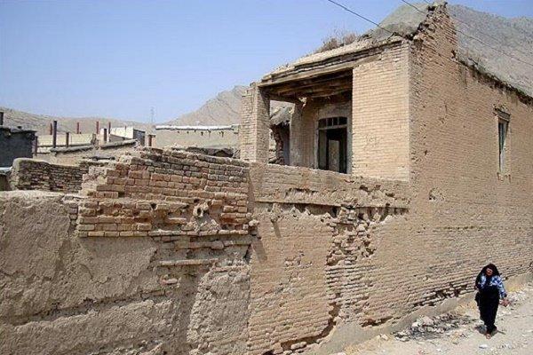۱۶/۳۸ درصد از جمعیت خراسان شمالی در بافت فرسوده زندگی میکنند