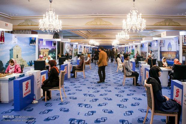 Dünya Kadınlar Satranç Şampiyonası Tahran'da başladı