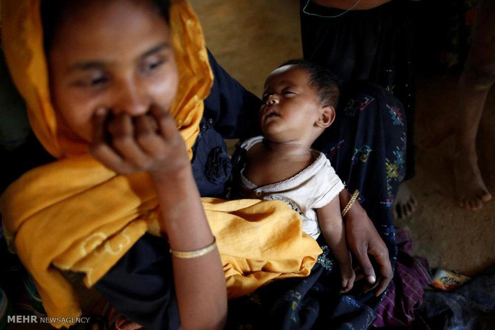Myanmarlilar açlıkla savaşıyor