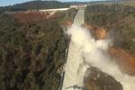 إجلاء للسكان بسبب مخاوف من انهيار أعلى سد في شمال كاليفورنيا