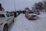 امدادرسانی در جاده های استان قزوین قابل تقدیر است