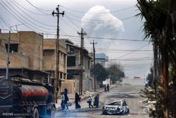 تلاش نیروهای ویژه عراقی برای آزادسازی موصل