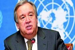 الامين العام للأمم المتحدة يدعو الى حماية المدنيين في العراق
