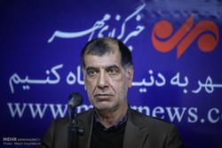 نشست خبری مهندس باهنر در خبرگزاری مهر