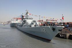 مانور دریایی چند جانبه ضد تروریسم در کراچی پاکستان