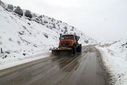 تردد در گردنه های شهرستان کوهرنگ با زنجیر چرخ امکان پذیر است