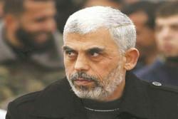 یحیی السنوار: از آشتی با جریان های فلسطینی عقب نشینی نمی کنیم