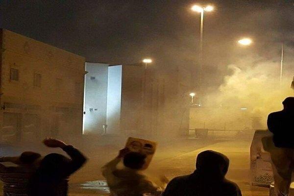 تشييع الشهداء في البحرين