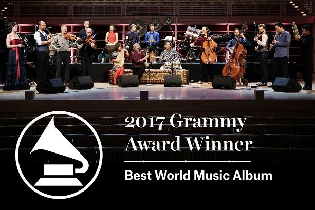 Yo-Yo Ma ensemble wins Grammy for 'Sing Me Home'