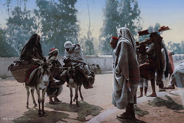 تصاویر قرن نوزدهمی از شمال آفریقا