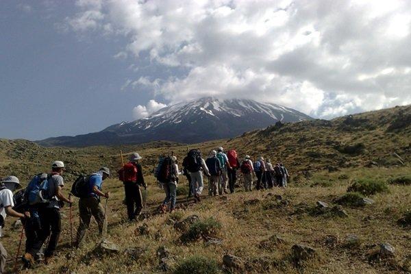 کوهنوردان مفقود شده در شهرستان عسلویه نجات یافتند