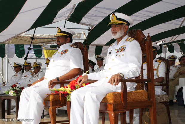 akistan Navy initiates multilateral naval exercise