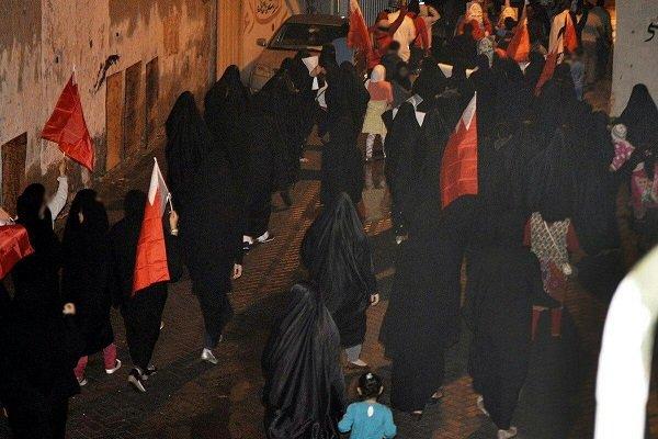 آلاف المتظاهرين في البحرين عشية الذكرى السادسة لثورة 14 فبراير