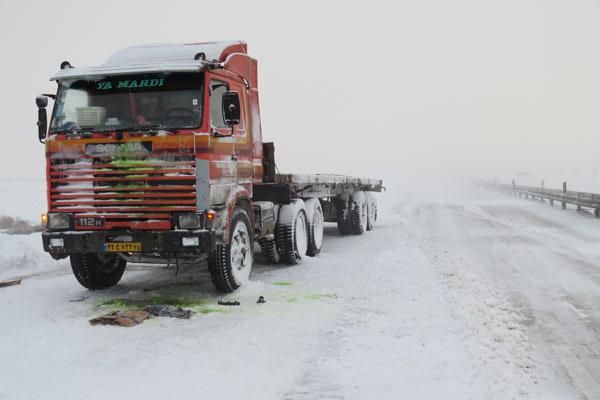 برف و کولاک در راه است/هوا ۸ درجه سردتر می شود