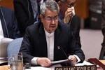 Iran UN amb. says US is addicted to sanctions