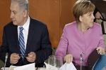 مرکل به نتانیاهو در مورد لغو برجام هشدار داده است