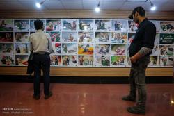 افتتاحیه نمایشگاه رسانه های دیجیتال انقلاب اسلامی