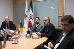 ملاقات مدیران شبکه سحر با هیات تجاری بوسنی و هرزگوین