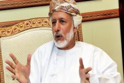 """هذا ما قاله وزير خارجية عمان عن زيارة """"نتنياهو"""" للسلطنة"""