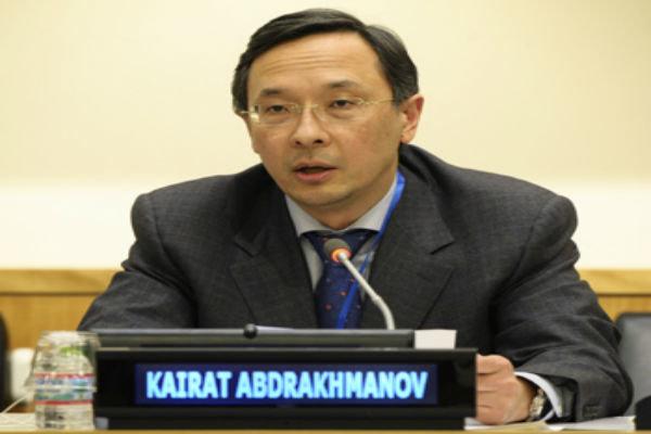 رایزنی قزاقستان با نمایندگان روسیه و ترکیه درباره سوریه