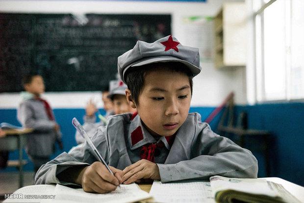 Çin Kızıl Ordusu'nun okulları