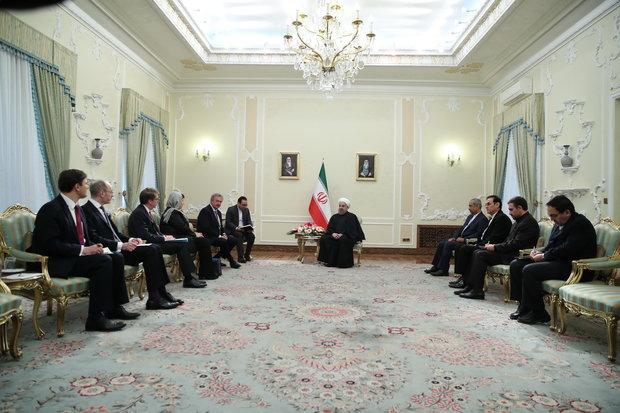 Iran welcomes deepening ties with EU