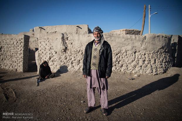 اهالی روستای آزادی