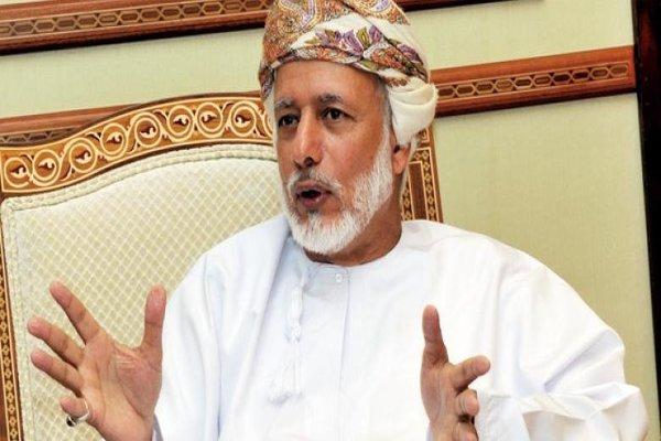 «یوسف بن علوی» وزیر خارجه عمان