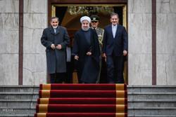 Ruhani'nin Umman ve Kuveyt'e uğurlanması