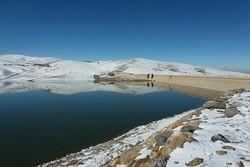 ۶۰ درصد حجم ذخیره آب سد اکباتان خالی است