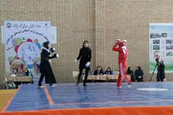 درخشش دختران ووشوکار قم در مسابقات «لوهان چوآن» کشور