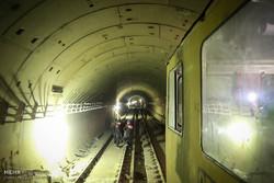 تقدیر اعضای شورای شهر تهران از تلاش در ساخت خط ۶ مترو