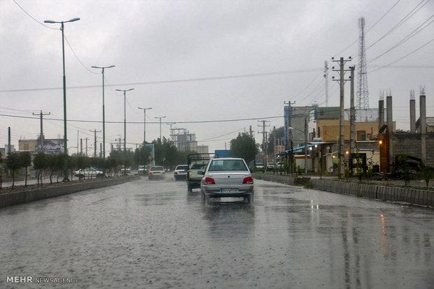 جاده های استان زنجان لغزنده است