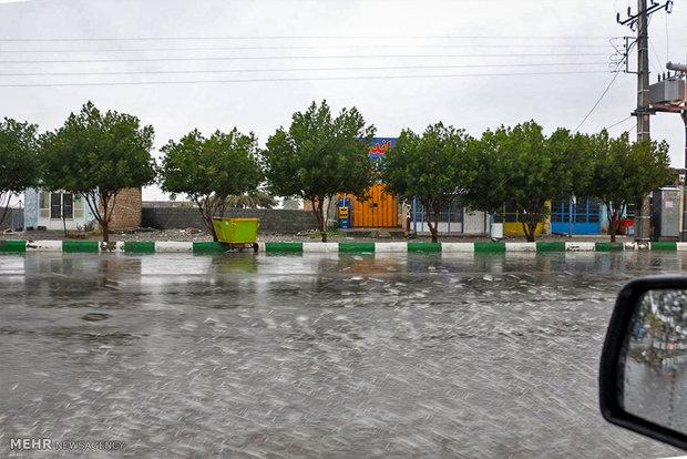 کهگیلویه و بویراحمد بارانی شد/ احتمال وقوع سیل و آبگرفتگی