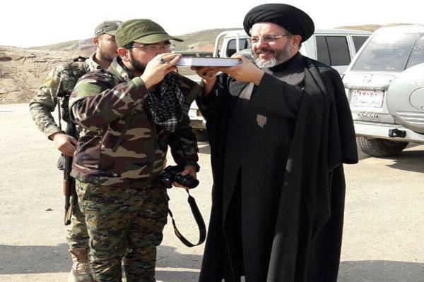 مدیرکل تبلیغات اسلامی آذربایجان شرقی از مناطق جنگی عراق بازدیدکرد