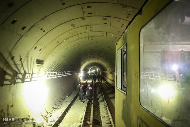 اختصاص ۵۰ هزار میلیارد ریال به طرحهای قطار شهری در سال ۹۶