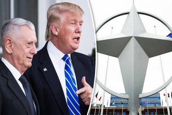 طرح ترامپ برای خروج از ناتو فاش شد