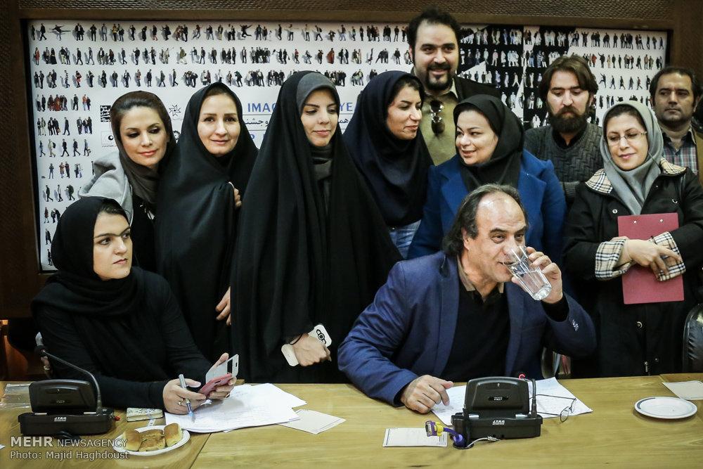 نشست خبری چهاردهمین جشن تصویر سال و جشنواره فیلم تصویر