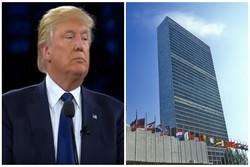 الأمم المتحدة تؤكّد على حل الدولتين وترامب يفكّر