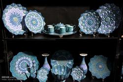 افتتاح معرض الصناعات اليدوية الايرانية في طهران/صور