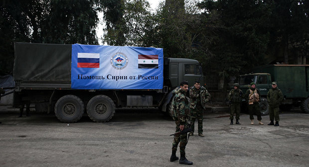 Russia carries out 2 humanitarian operations in Syria