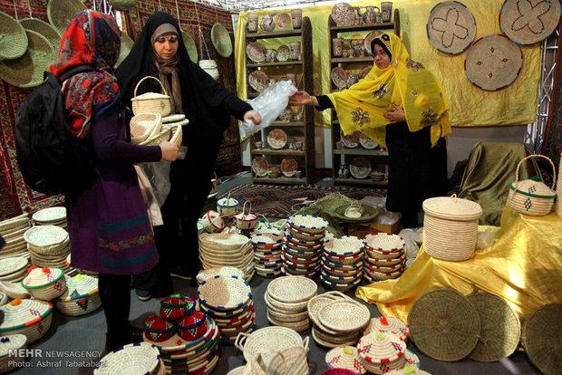 بیست و هشتمین نمایشگاه صنایع دستی آغاز به کار می کند