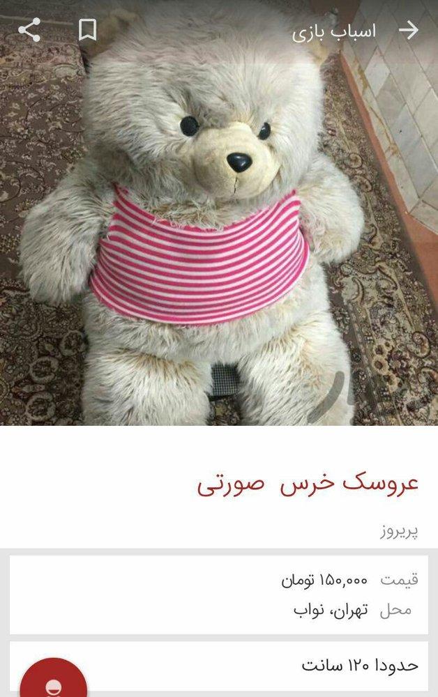 2379796 - سرنوشت غم انگیز خرسهای بزرگ روز ولنتاین !