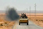فیلم/عملیات ارتش سوریه در تدمر ضد داعش